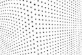 Star pattern design element black and white for a Stock Photography