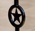 Star Shape Aluminium Object Ba...