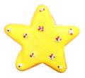 Star shaped  biscuit Royalty Free Stock Photos