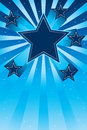 Star up effect card