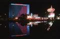 Stardust kasino Las Vegas Arkivfoton