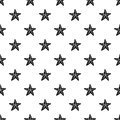 Starfish pattern vector