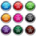 Starfish set 9 collection