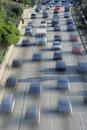 Starker Verkehr Lizenzfreie Stockfotografie