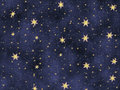 Starry background holiday and festive Stock Image
