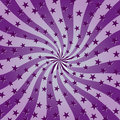 Starry Swirl Background Royalty Free Stock Photos