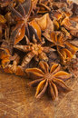 Stars anise Stock Photography