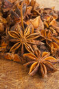 Stars anise Royalty Free Stock Photo