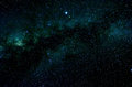Stars and galaxy outer space sky night universe background Royalty Free Stock Photo