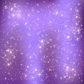 Stars on a lilac background abstract Royalty Free Stock Photography