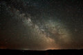 Stars milky way millions of Royalty Free Stock Image