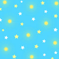 Stars pattern - VECTOR Stock Image
