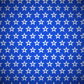 Stars seamless background blue background Stock Images