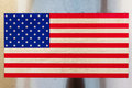 Stars and Stripes Royalty Free Stock Photography