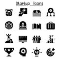 Start up icons