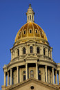 State Capital Royalty Free Stock Photo