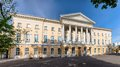 State clinical hospital former house of batashev in moscow russia Stock Photos