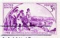 State of Kentucky Sesquicentennial, circa 1942 . Stock Photos