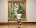 State tretyakov gallery is an art gallery in moscow russia the foremost depository of russian fine art in the world s Royalty Free Stock Photo