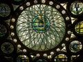 Statehouse Boston. Inner interior Stock Photography