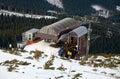 Stanica lyžiarskej lanovky