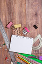 Title: Stationery objects