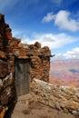 Stationnement national de gorge grande, Etats-Unis Image stock