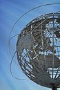 Stationnement Unisphere de corona de Flushing Meadows Image stock