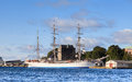 Statsraad Lehmkuhl Royalty Free Stock Photo