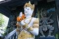 Statuary wat upakut in chiang mai Stock Image
