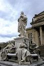 Statue- Berlin, Germany Royalty Free Stock Photo