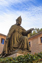 Statue Of Bishop Pere-Joan Cam...