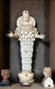 Statue of the Ephesian Artemis Stock Photo