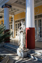 Statue Of A Greek Mythical Mus...
