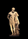 Statue hercules antalya museum turkey Royalty Free Stock Photos