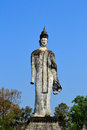 Statue imagery kaewku temple udonthanee province thailand Stock Photo