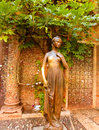 Statue of juliet in Verona, Iitaly Royalty Free Stock Photo