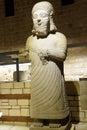 Statue of king mutallu subject to sargon ii assyria bce aslantepe malatya museum anatolian civilization ankara turkey Royalty Free Stock Images