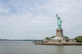Statue of liberty the enlightening the world Stock Photo