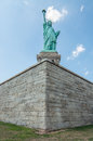 Statue of liberty lady in new york city gift from france to the united states america i shot this in september my first Royalty Free Stock Image