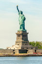 Statue of liberty new york city usa Stock Photos