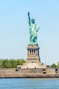 Statue of liberty new york city usa Stock Photo