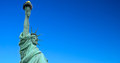 Statue of liberty new york city usa nyc Royalty Free Stock Photo