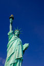 Statue of liberty new york city usa nyc Stock Photo