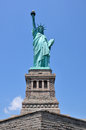 Statue of liberty in new york usa Royalty Free Stock Photos