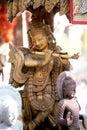 Statue of Lord krishna Royalty Free Stock Photo