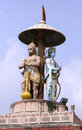 Statue of lord Ram and hanuman