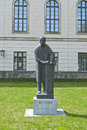 Statue of Max Planck in Berlin Royalty Free Stock Photo