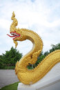 Statue Nagas Royalty Free Stock Images