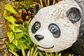 A Statue Panda Royalty Free Stock Images